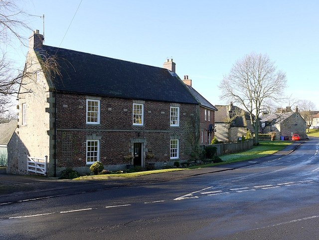 Croft House, No 4 The Green, Stamfordham