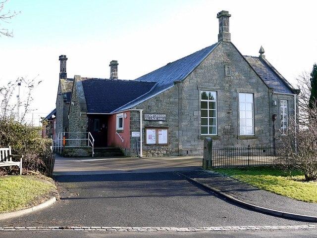 Stamfordham Village Hall