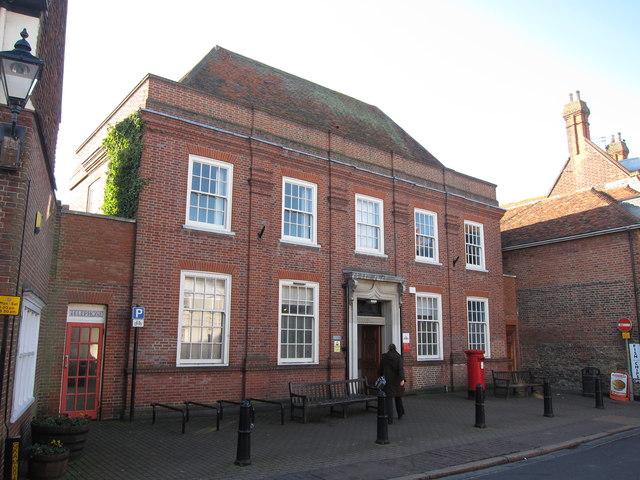 Sandwich Post Office