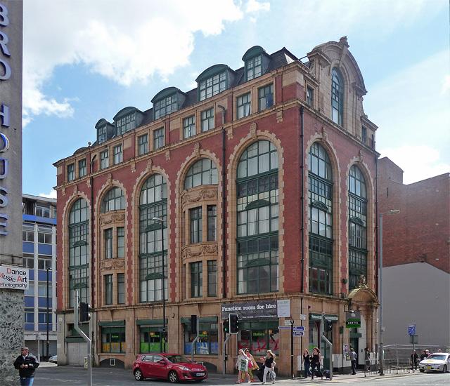50 Newton Street, Manchester