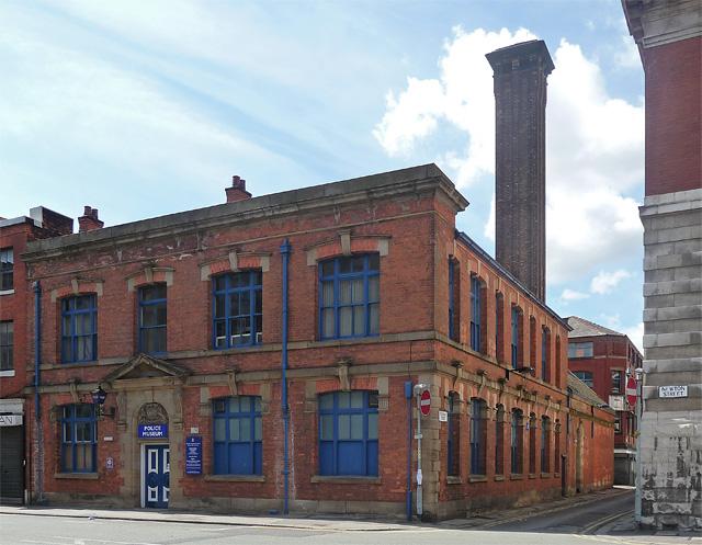 Police Museum, Newton Street, Manchester