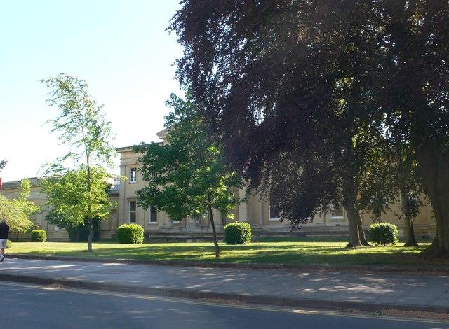 Thirlestaine House