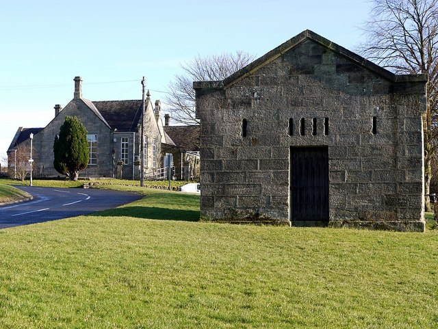 Village Lock-Up, The Green, Stamfordham