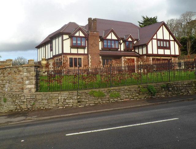 Tudor Lodge, Bonvilston