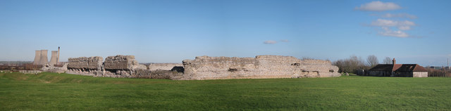 Richborough Castle