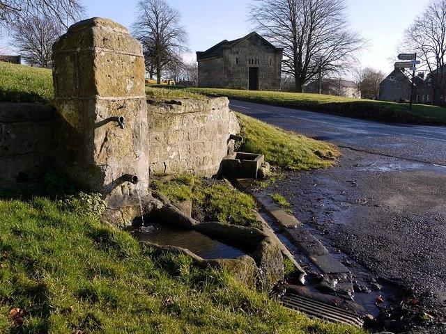 The Well, Stamfordham Village Green
