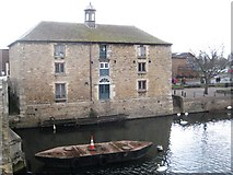 TL1998 : Peterborough: The Old Custom House by Nigel Cox