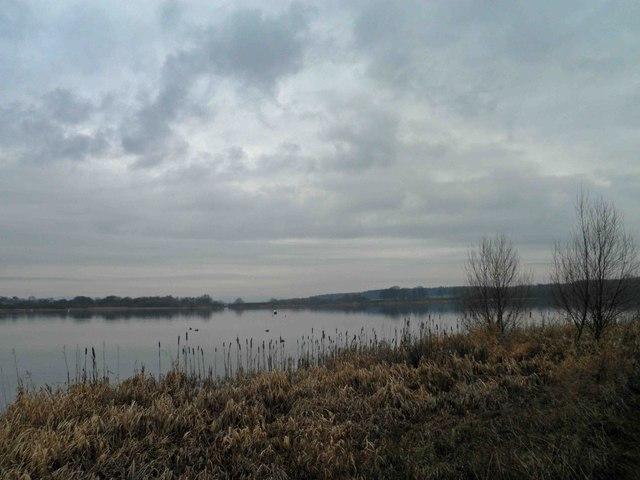 Wintersett reservoir
