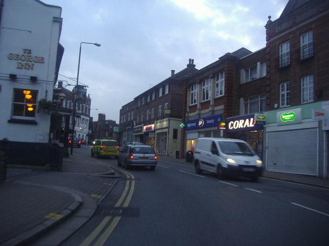 High Street Beckenham