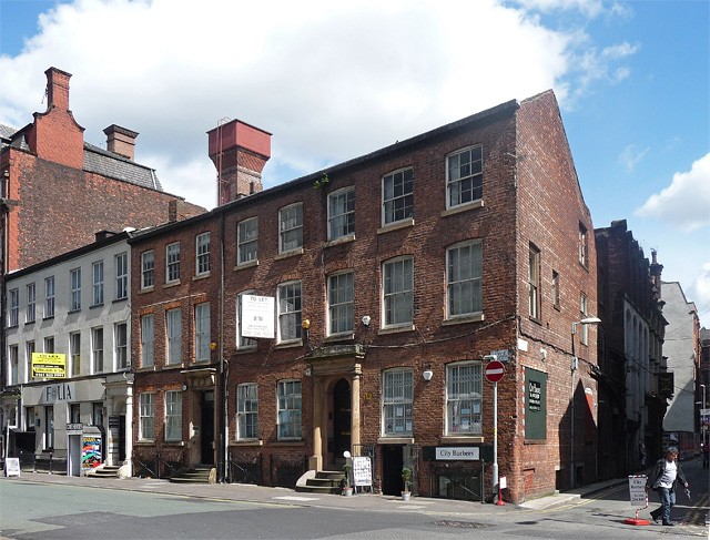 8-14 Lever Street, Manchester