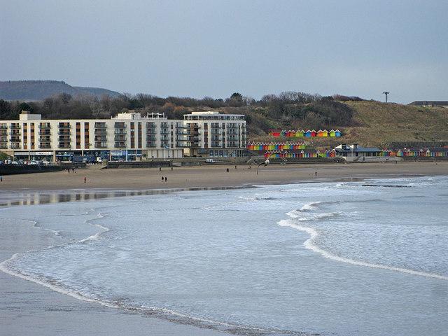 North Bay, January view