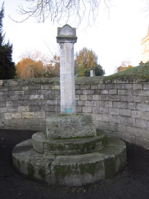 The Aberford Market Cross