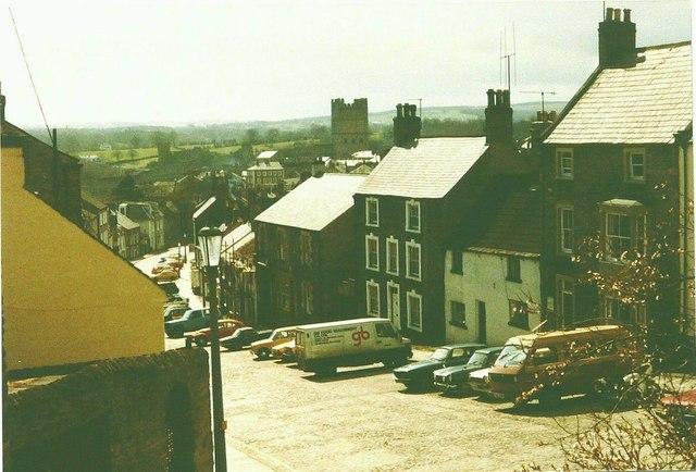 Frenchgate, Richmond in 1984