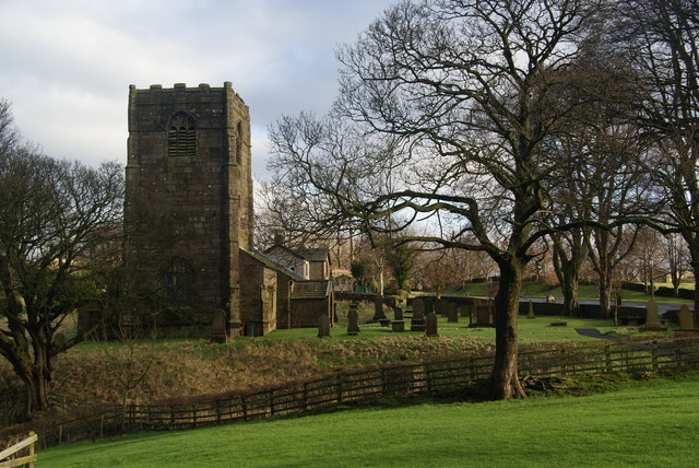 St Mary the Virgin, Thornton-in-Craven