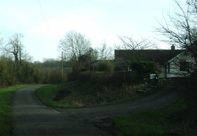Driveway off Sundayshill Lane