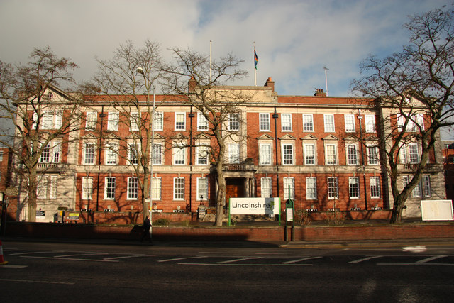 Lincolnshire County Council Offices