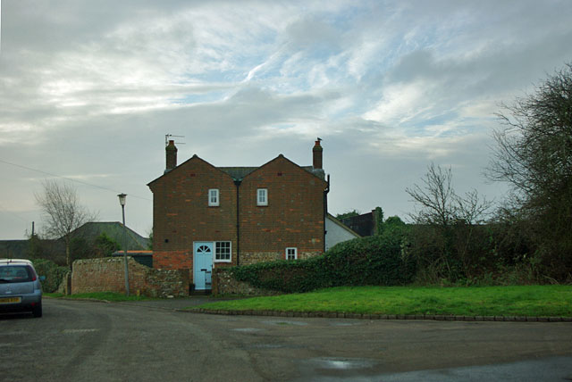 House at Pigeon House Farm