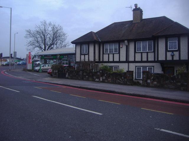 Houses on Croydon Road, Waddon