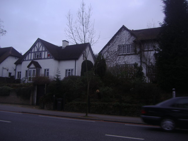 Houses on Addiscombe Road