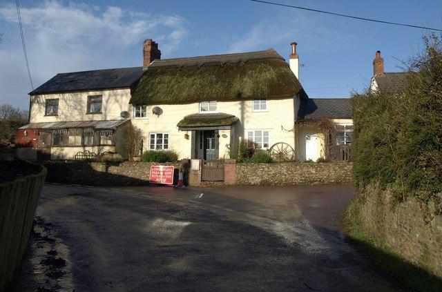 Cottage, Buckerell