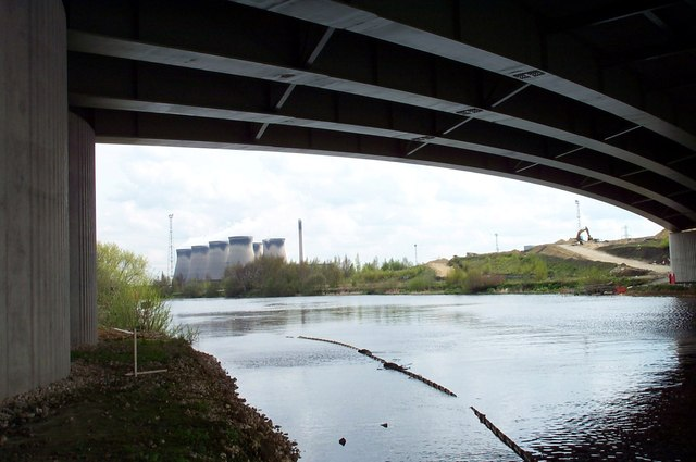 New Motorway Bridge 2005