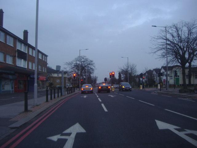 Wickham Road, Shirley