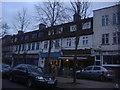 TQ3866 : Shops on Ravenswood Crescent, West Wickham by David Howard