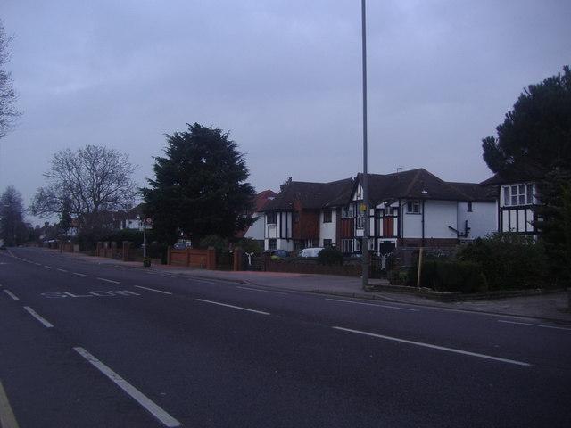 Beckenham Road, West Wickham