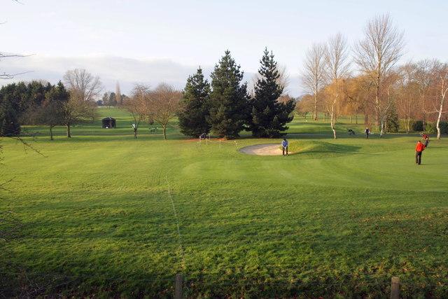 Wyke Green golf course