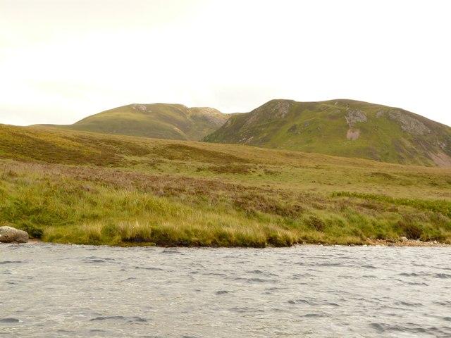 East shore Loch Craggie