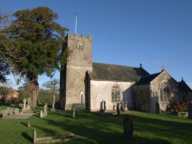 Church of St Mary and St Giles, Buckerell
