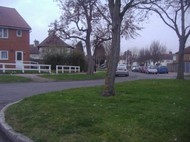 Stroud Green Way, Woodside