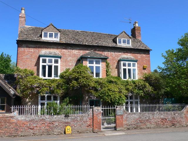 Church End House, Church End, Twyning