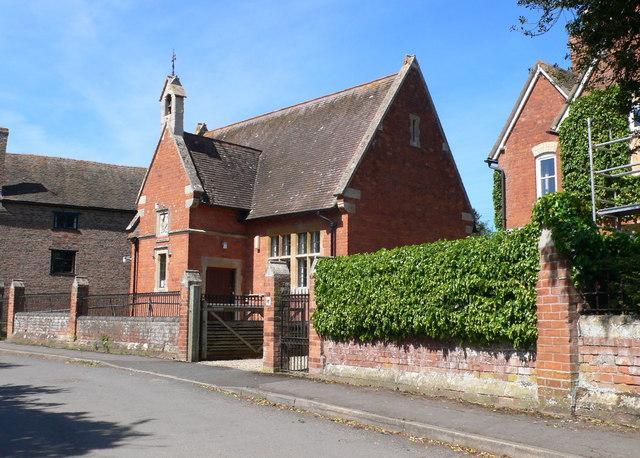 Ann Townend Hall, Twyning