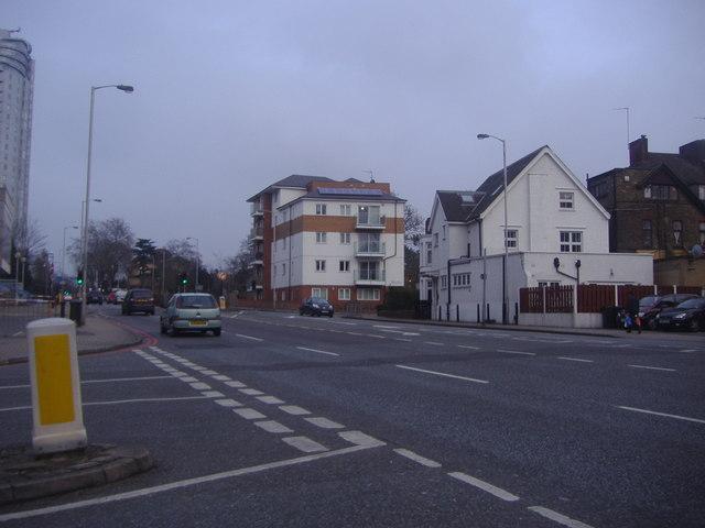 Barclay Road, Croydon