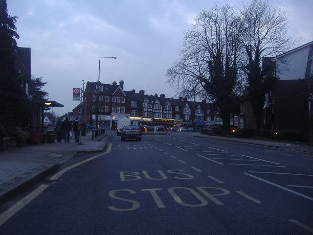 Croydon Road, Elmers End