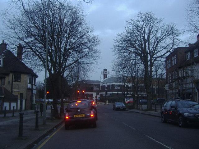 Ravenswood Crescent, West Wickham