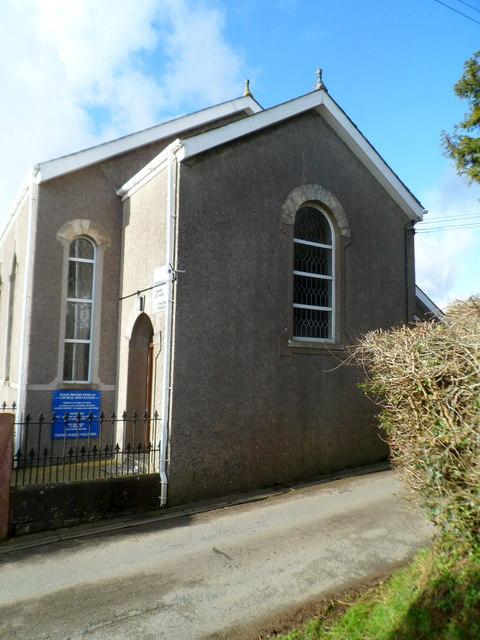 Zoar Presbyterian Church near Bonvilston