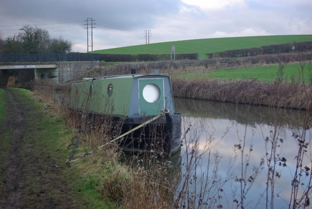 Oxford Canal, Hillmorton