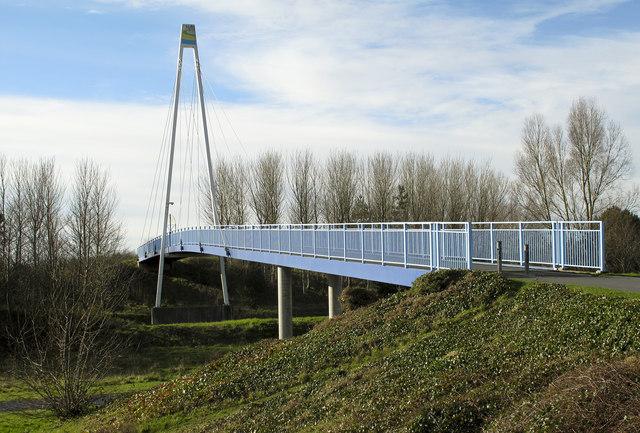Pont d'Agen, Llanelli