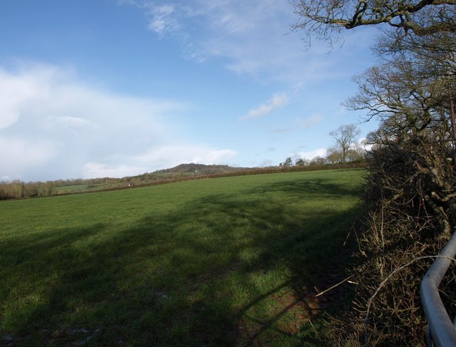 Field by Summerhayes Farm