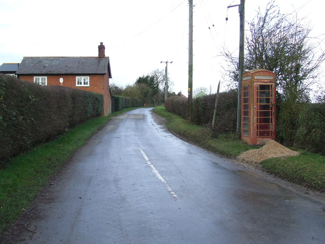 Blacksmith Lane