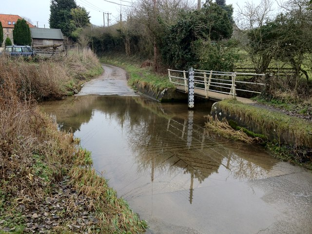 Houghton St Giles Ford