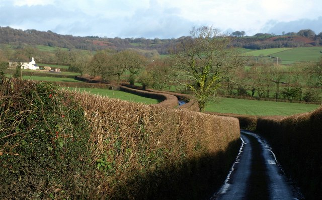 Lane to the A373