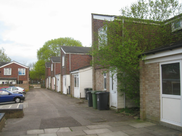 Houses in Silvester Close