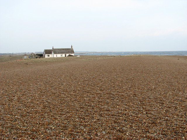 The Beacons, Shingle Street