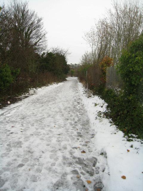 Popular commuter short cut