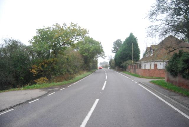 Canterbury Rd (A291)