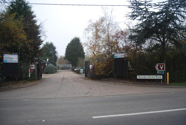 Wealden Forest Park
