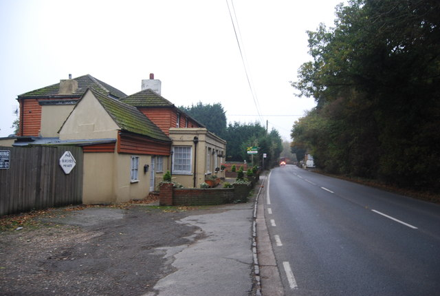 House by the A291